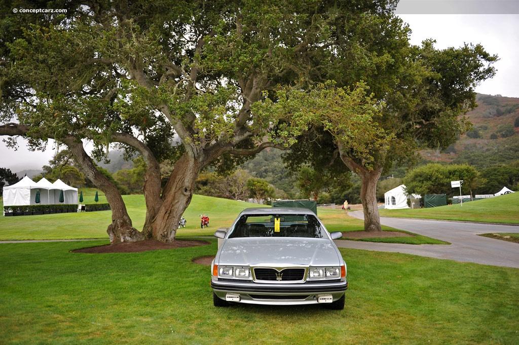 1989 Maserati 228 Image. Chassis number ZAMAN1104KA340349 ...