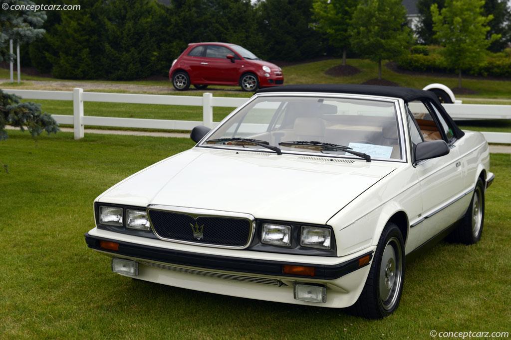 Owners Manual For A 1989 Maserati Karif - Maserati Karif ...