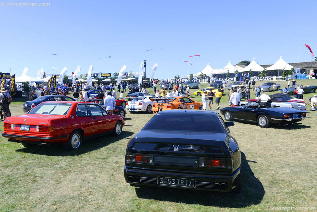 Auction Results and Sales Data for 1991 Maserati Shamal
