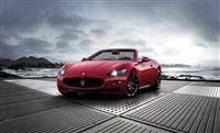 2011 Maserati GranCabrio Sport image.