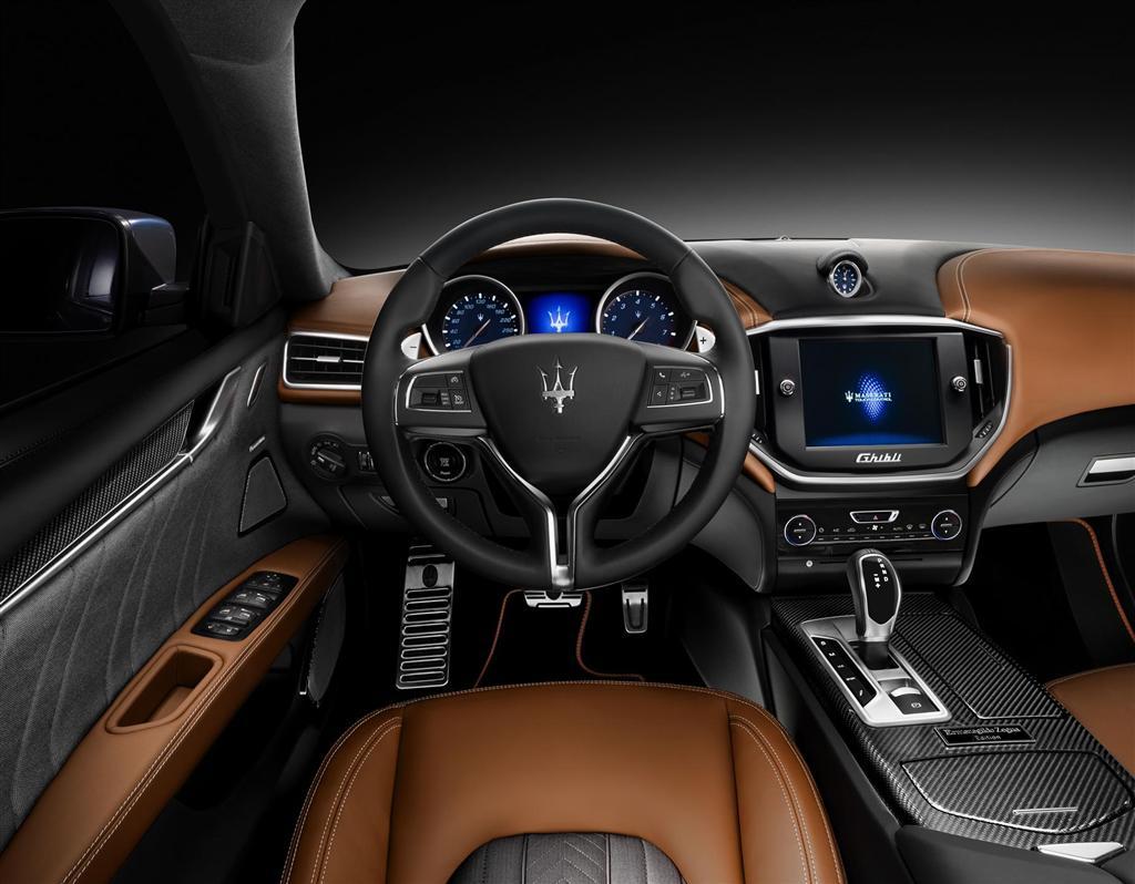 2014 Maserati Ghibli Ermenegildo Zegna Edition Concept News And