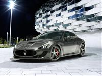 Popular 2014 Maserati GranTurismo MC Stradale Wallpaper