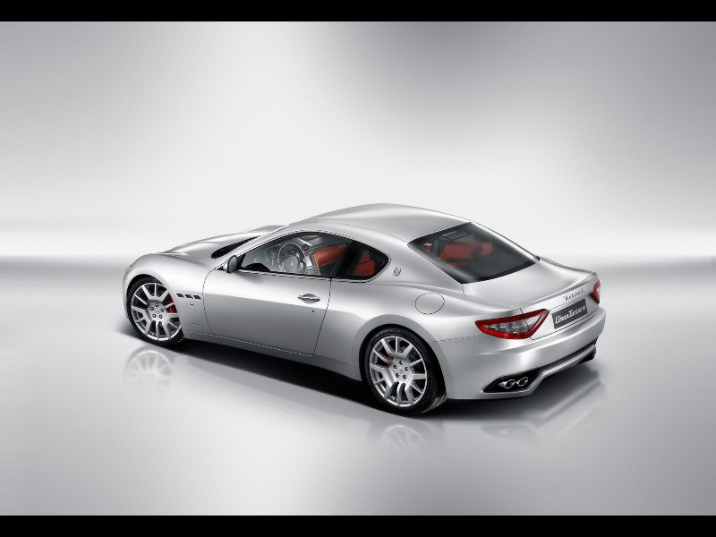 2007 Maserati GranTurismo