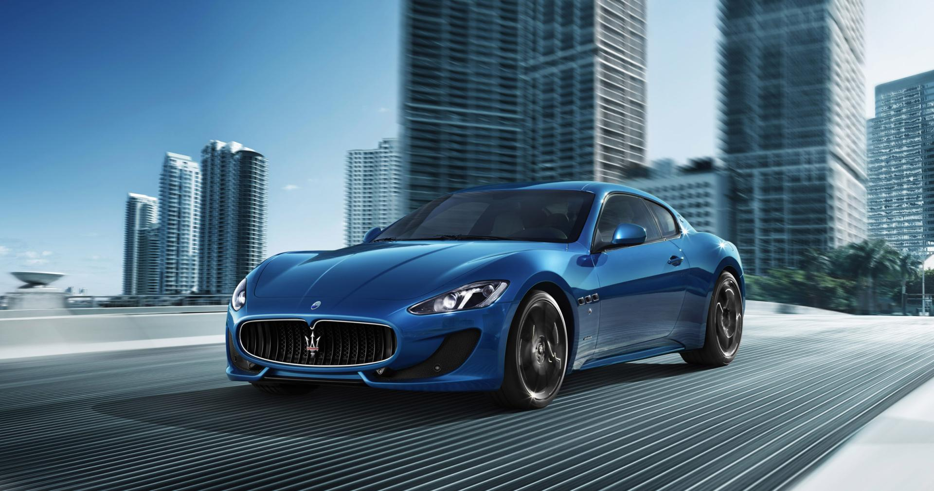2012 Maserati GranTurismo Sport News and Information