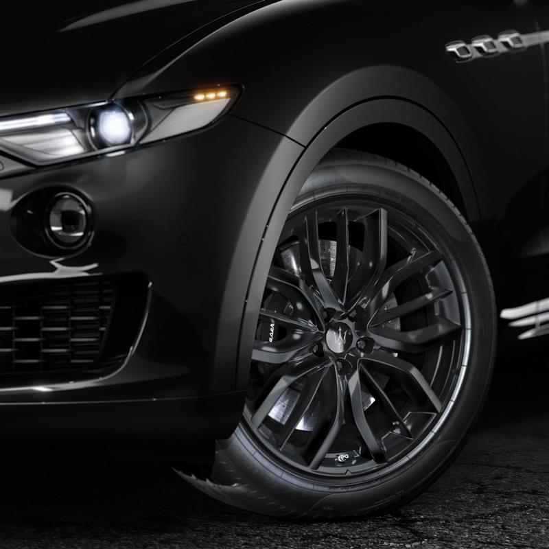 2018 Maserati Levante Interior: 2018 Maserati Levante Nerissimo Edition News And Information