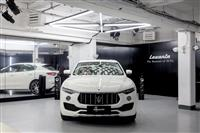 Popular 2017 Maserati Levante S Wallpaper