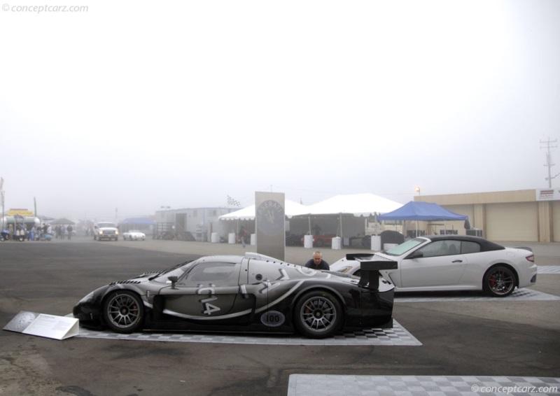 2006 Maserati Mc12 Corsa Conceptcarz Com