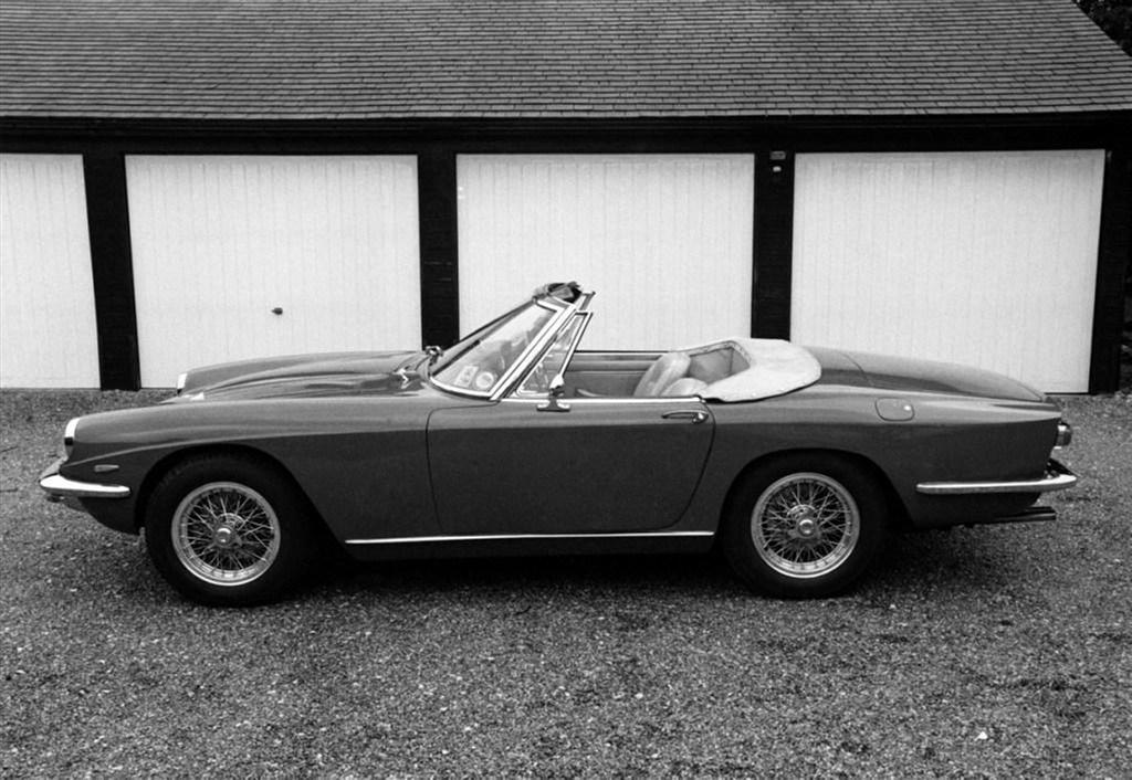 1965 Maserati Mistral Image. Photo 26 of 30