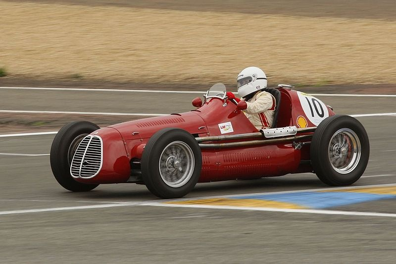 1952 Maserati A6GCM pictures and wallpaper