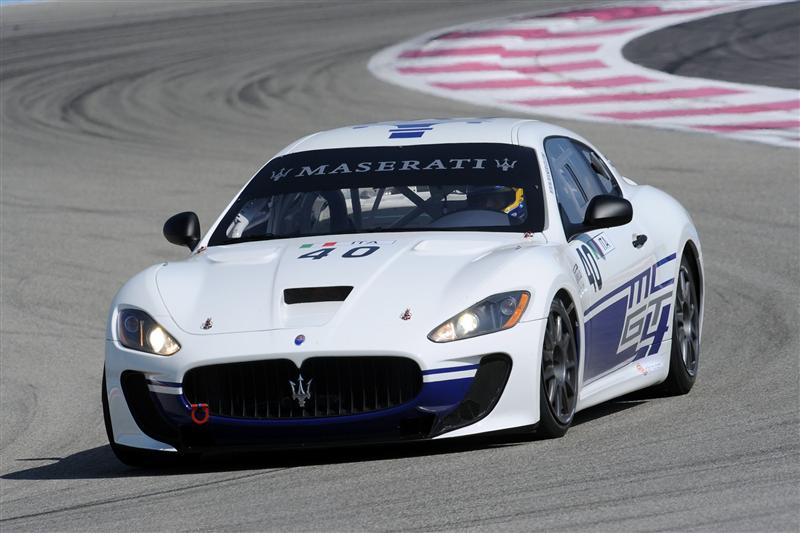 2009 Maserati GranTurismo MC