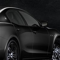 2018 Maserati Ghibli Nerissimo Edition