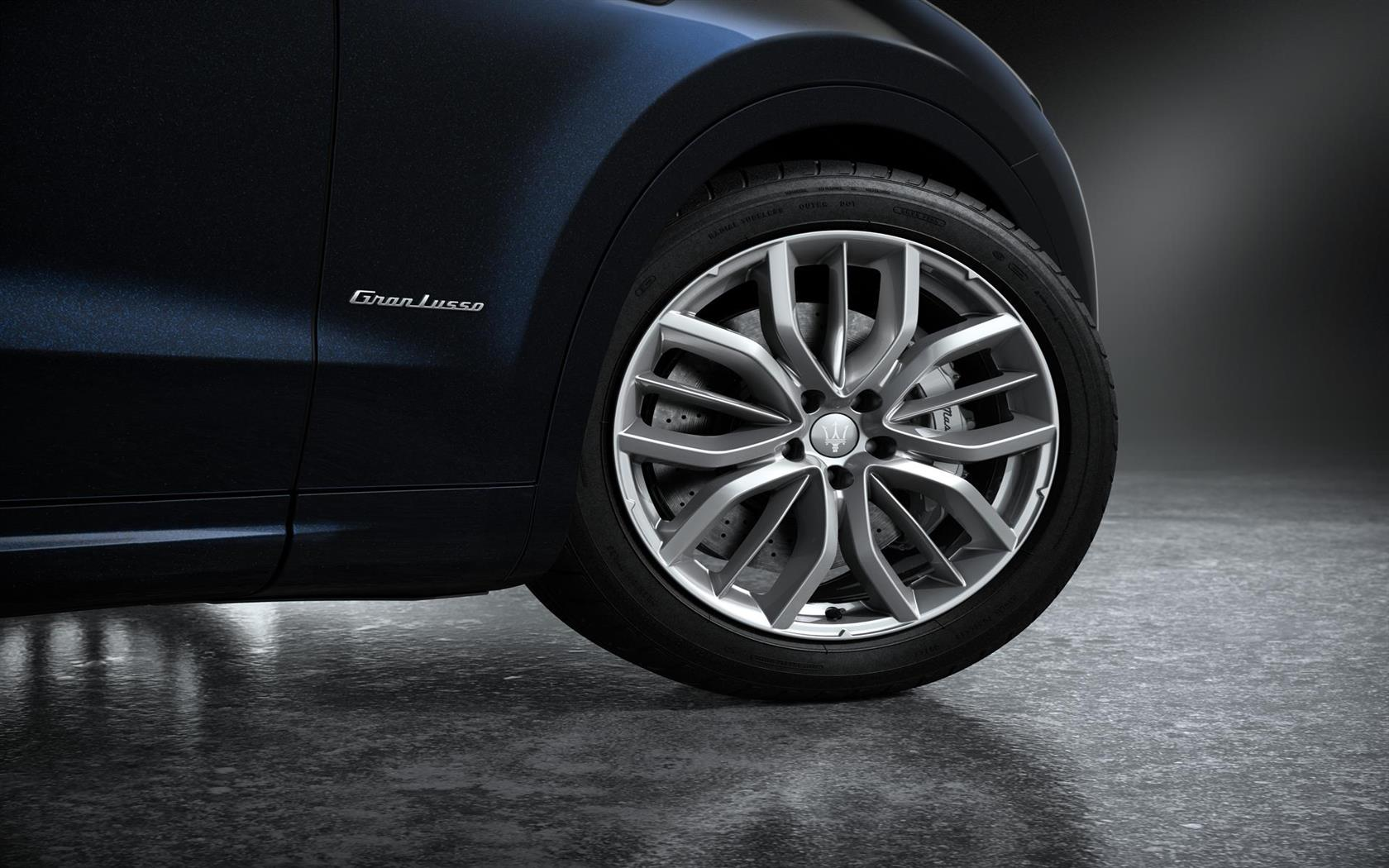 2019 Maserati Levante Nobile