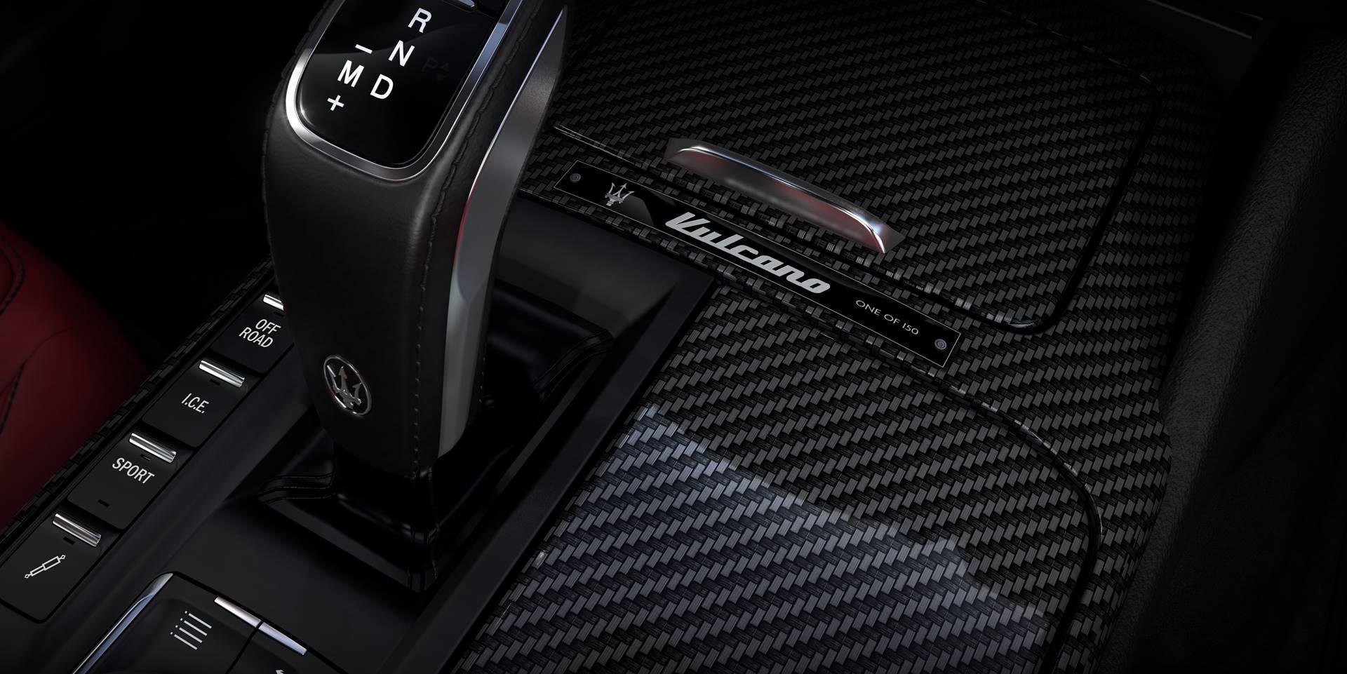 2019 Maserati Levante Vulcano