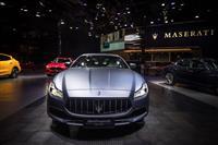 Popular 2019 Maserati Quattroporte GranLusso Wallpaper