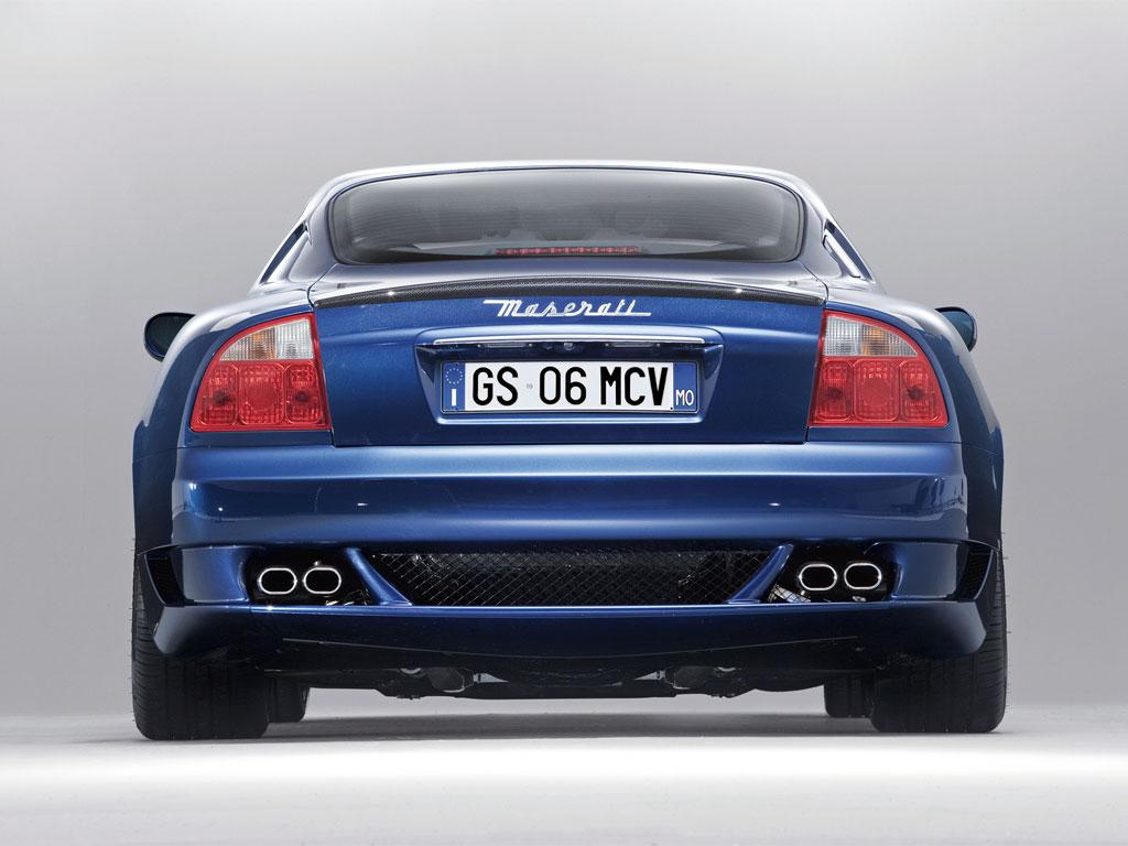 2006 Maserati Gransport Mc Victory Image Https Www