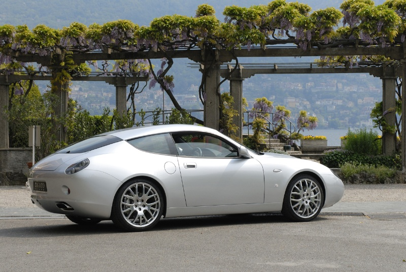 2007 Maserati Gs Zagato Coupe Image Photo 2 Of 6