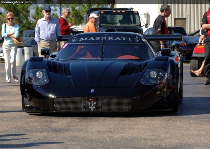 Maserati Mc12 Stradale >> 2004 Maserati MC12 Stradale Image. Photo 11 of 74