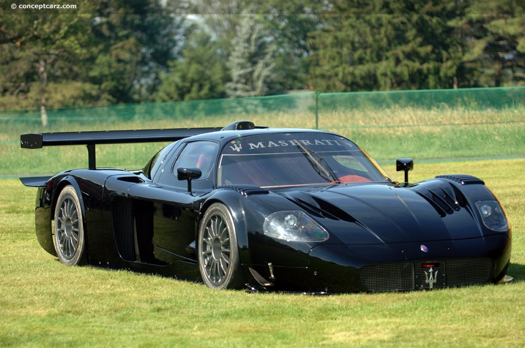 auction results and sales data for 2005 maserati mc12. Black Bedroom Furniture Sets. Home Design Ideas