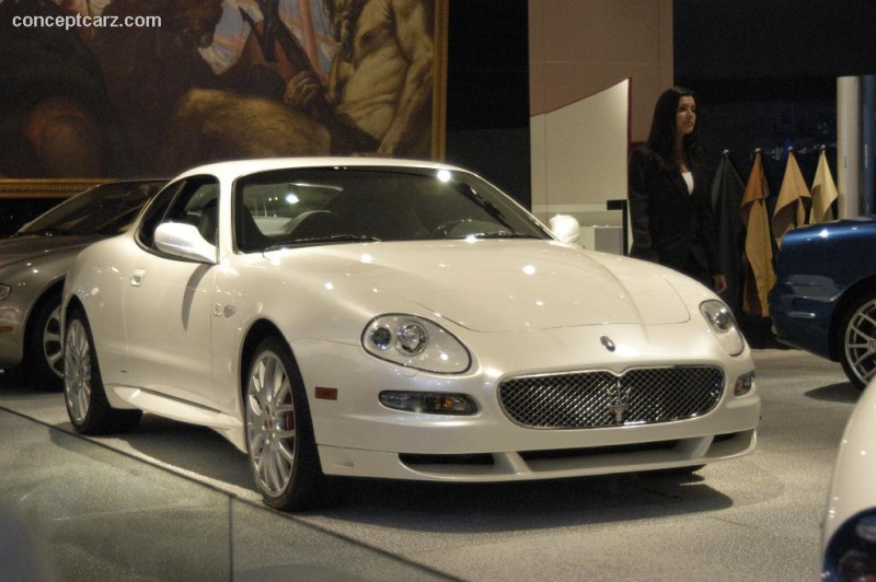 2005 Maserati Coupe History, Pictures, Value, Auction Sales ...