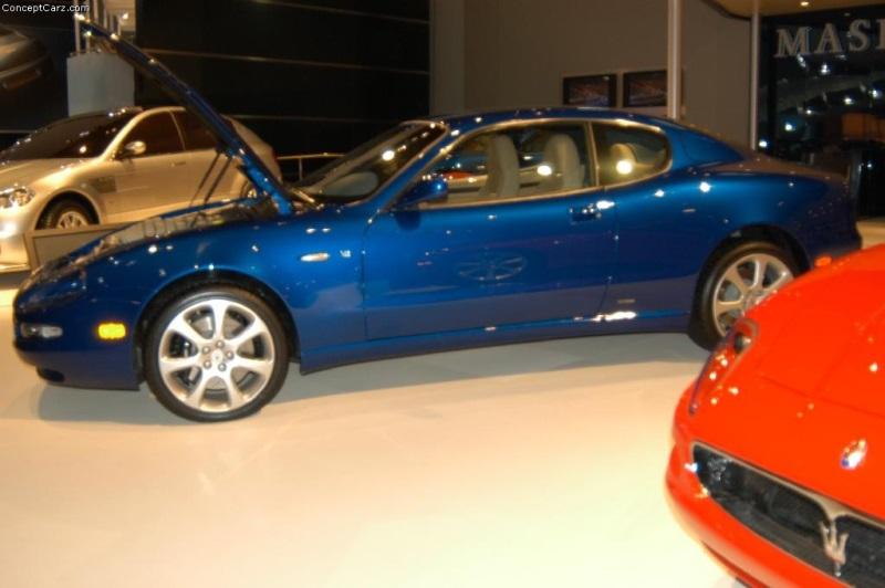 2003 Maserati Spyder