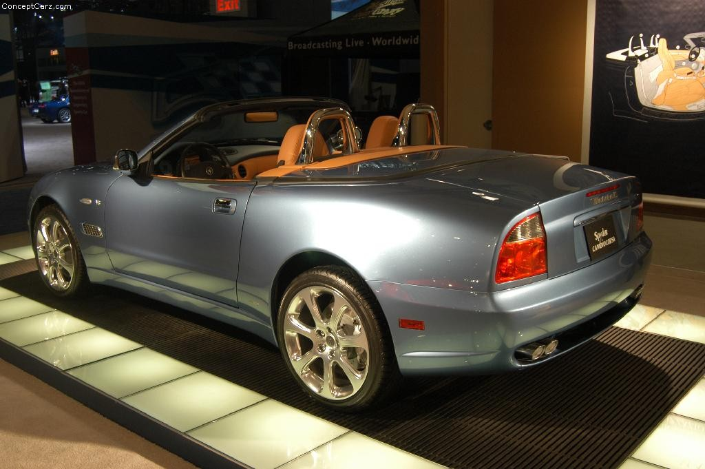 2003 maserati spyder cambiocorsa image https www. Black Bedroom Furniture Sets. Home Design Ideas