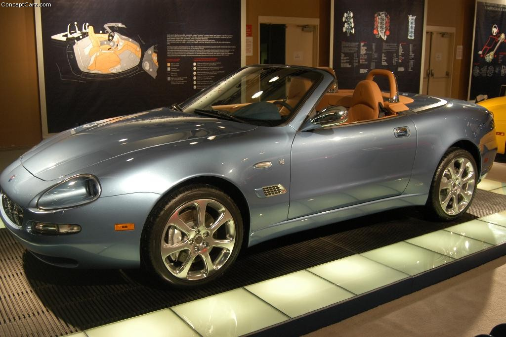 2003 Maserati Spyder Cambiocorsa History Pictures Value Auction Sales Research And News