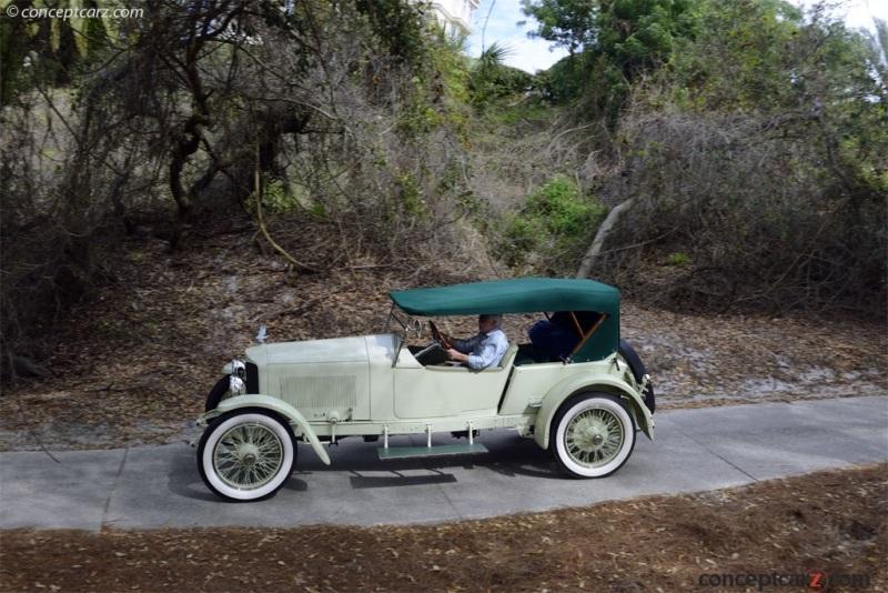 1920 Mason Traveler