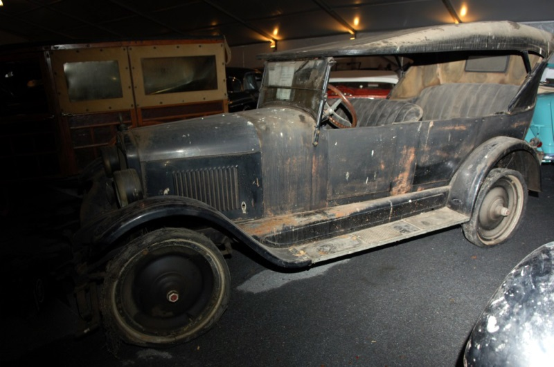 1924 Maxwell Model 25 C At The Vintage Motor Cars At Hershey