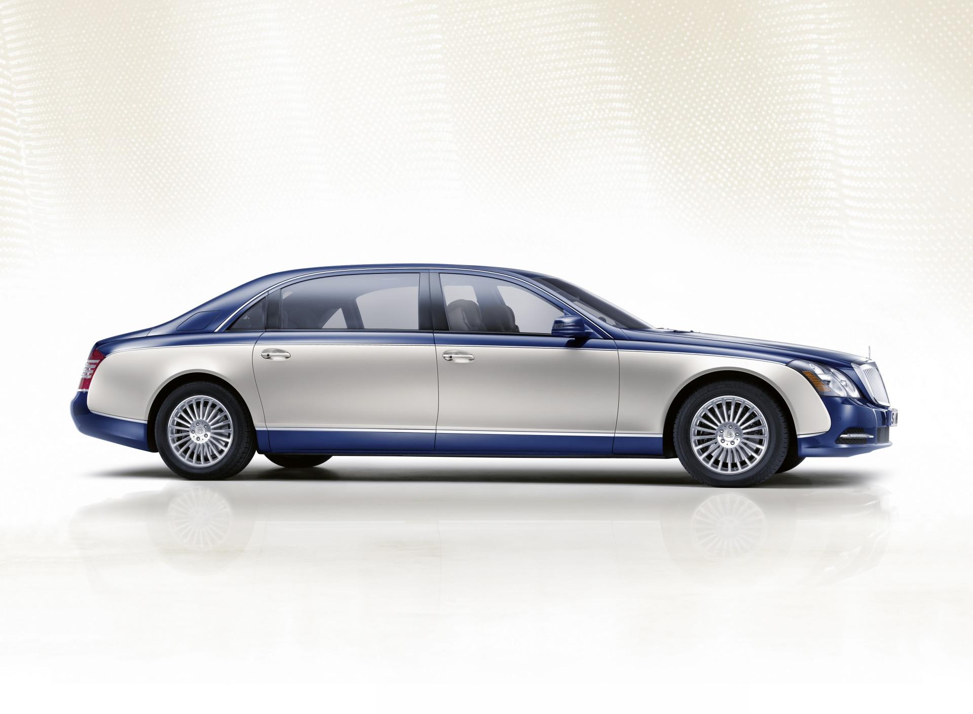 Toyota Of Pullman >> 2011 Maybach 62 S News and Information - conceptcarz.com