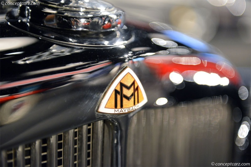 Maybach SW38 pictures and wallpaper