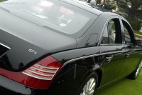 2005 Maybach 57 S image.