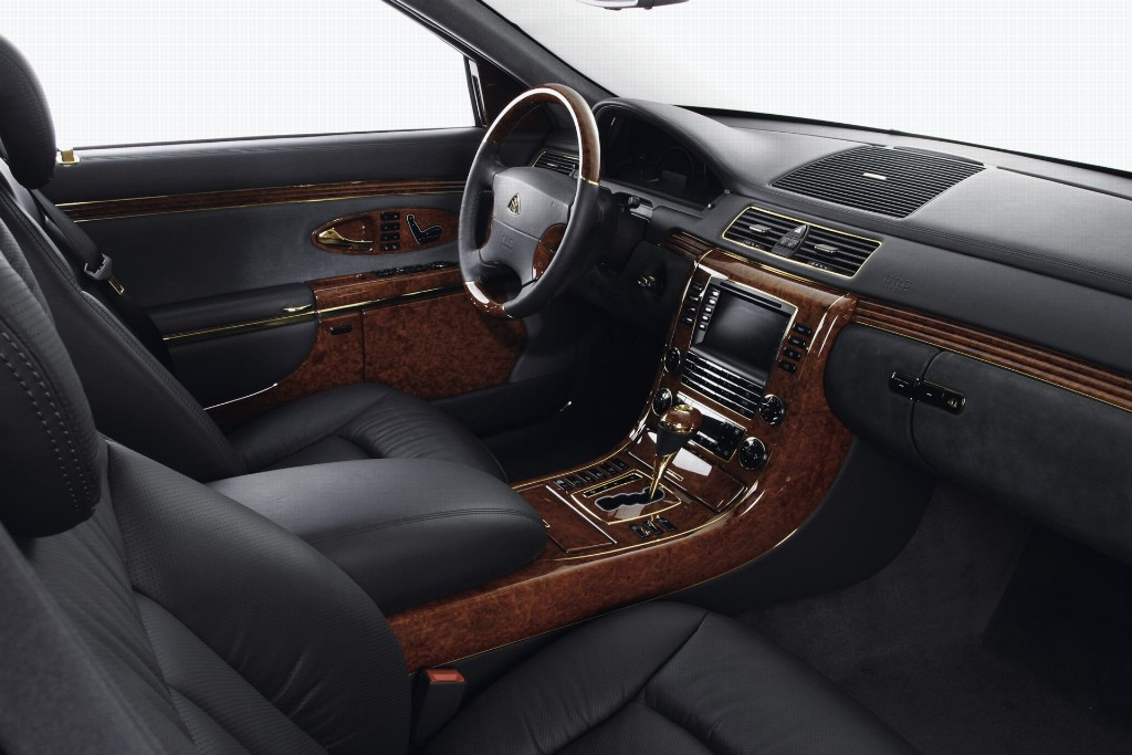 2007 Maybach 62 History Pictures Value Auction Sales Research