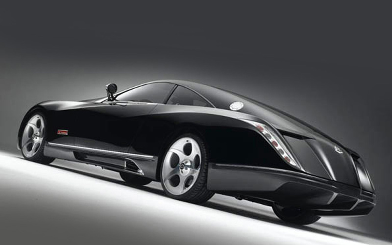 2006 maybach exelero concept wallpaper and image gallery