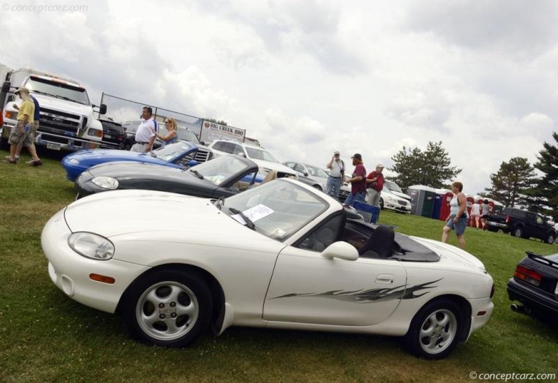 2000 Mazda Miata Mx 5 Image Photo 2 Of 7
