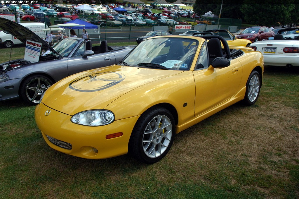 auction results and sales data for 2002 mazda miata. Black Bedroom Furniture Sets. Home Design Ideas