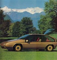 1981 Mazda MX-81 Concept