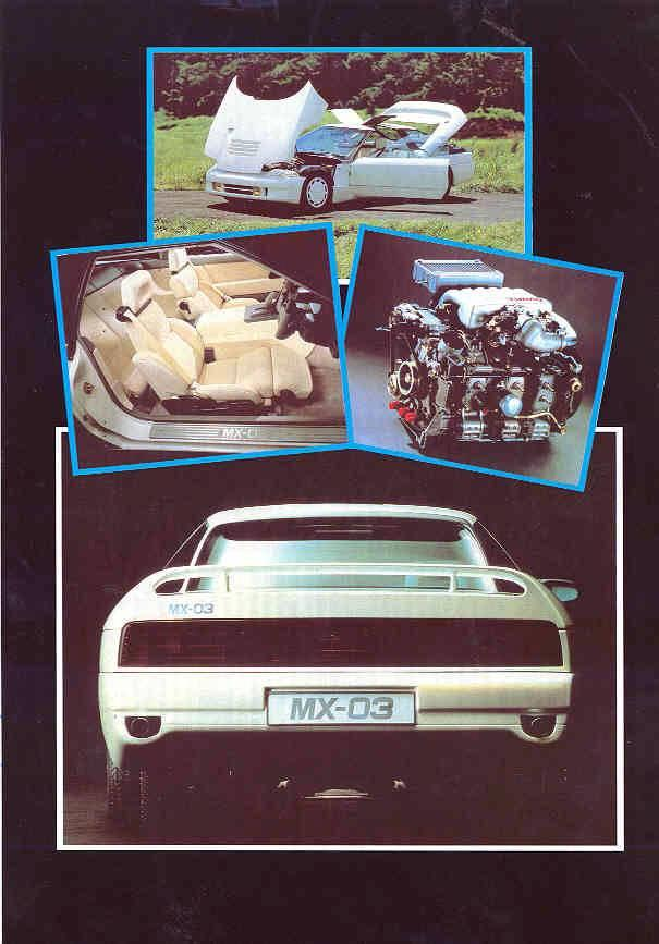 1985 Mazda MX-03 Concept thumbnail image