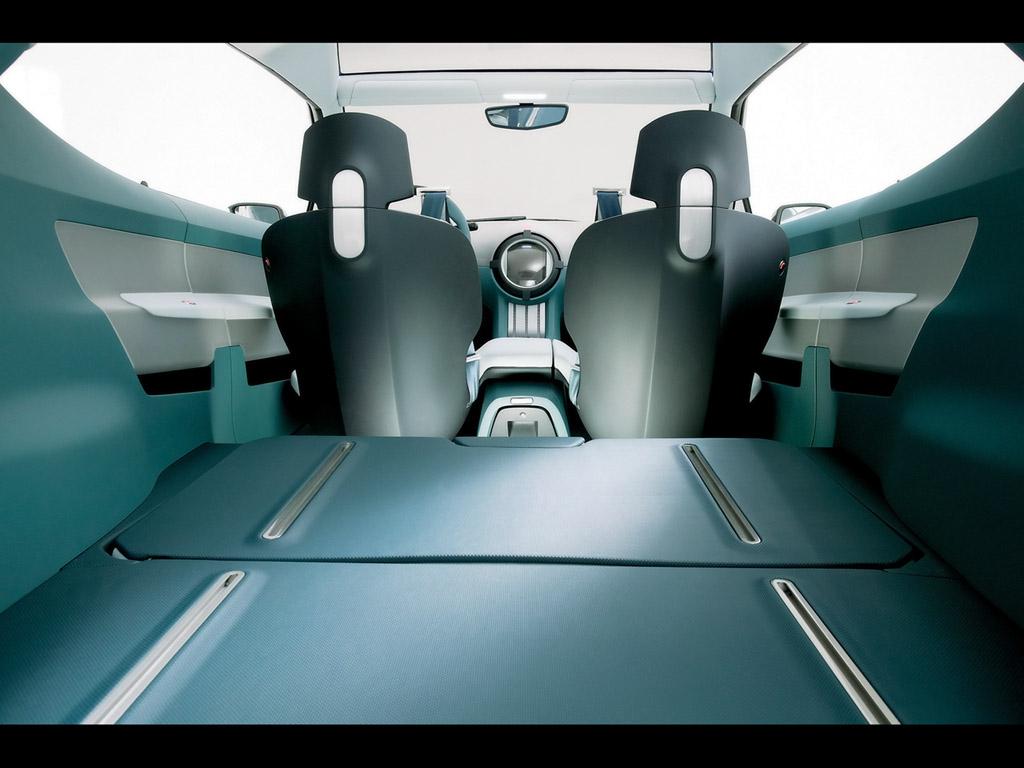 2005 Mazda Sassou B-Car Concept thumbnail image