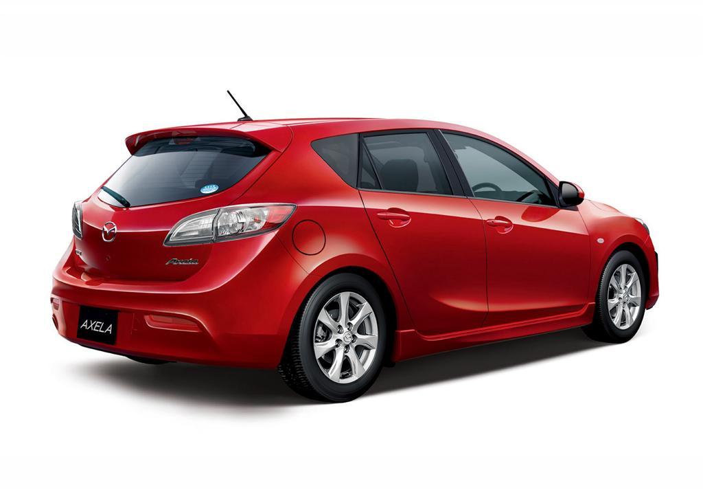 2010 Mazda Axela Sport 1.5 S - conceptcarz.com