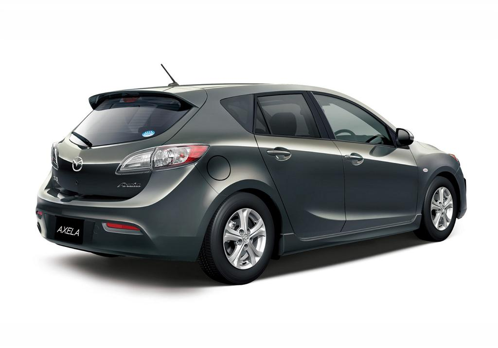 2010 Mazda Axela Sport 1 5 S News And Information
