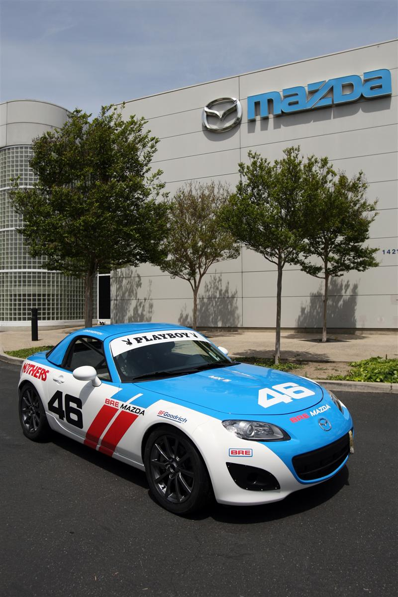 2010 Mazda BRE MX-5 Miata News and Information
