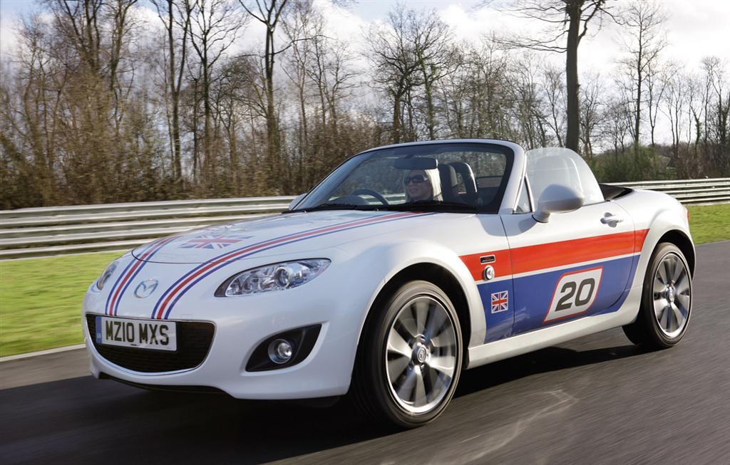2010 Mazda Mx 5 20th Anniversary News And Information
