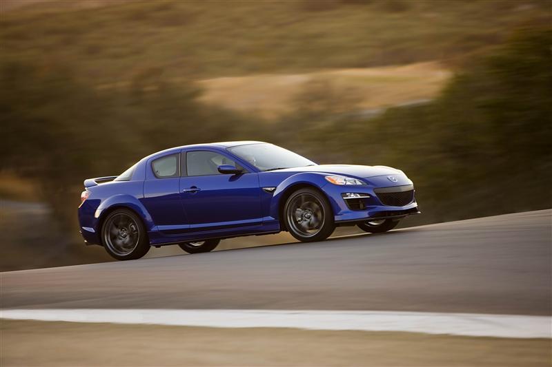 2009 Mazda RX-8 thumbnail image