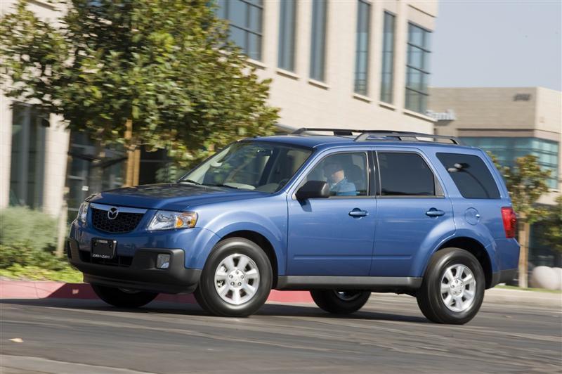 2011 Mazda Tribute thumbnail image