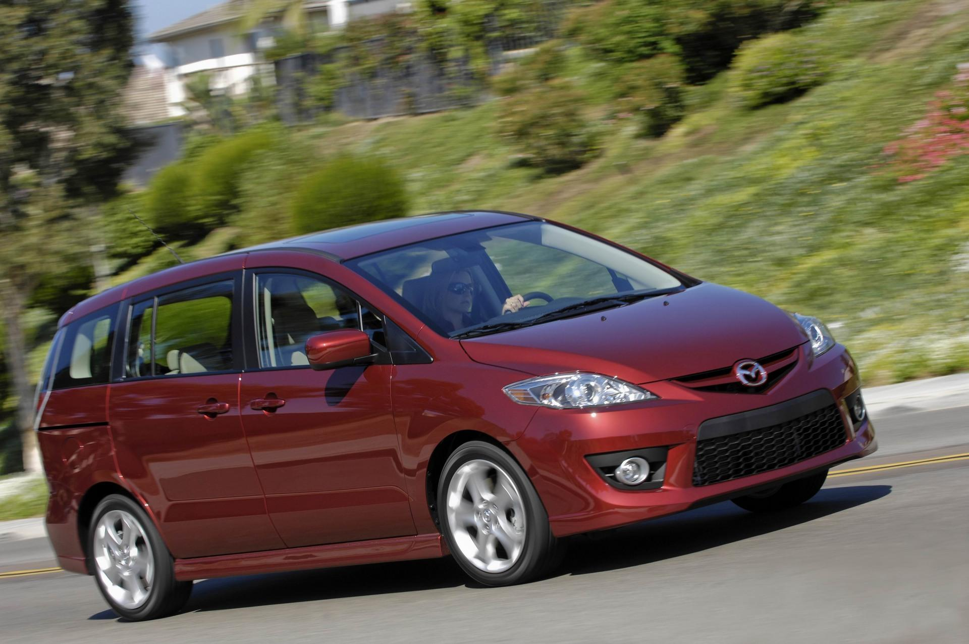 2010 Mazda 5 News And Information Conceptcarz Com