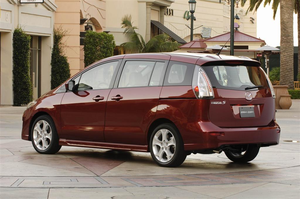 2010 Mazda 5 News And Information Conceptcarz Com