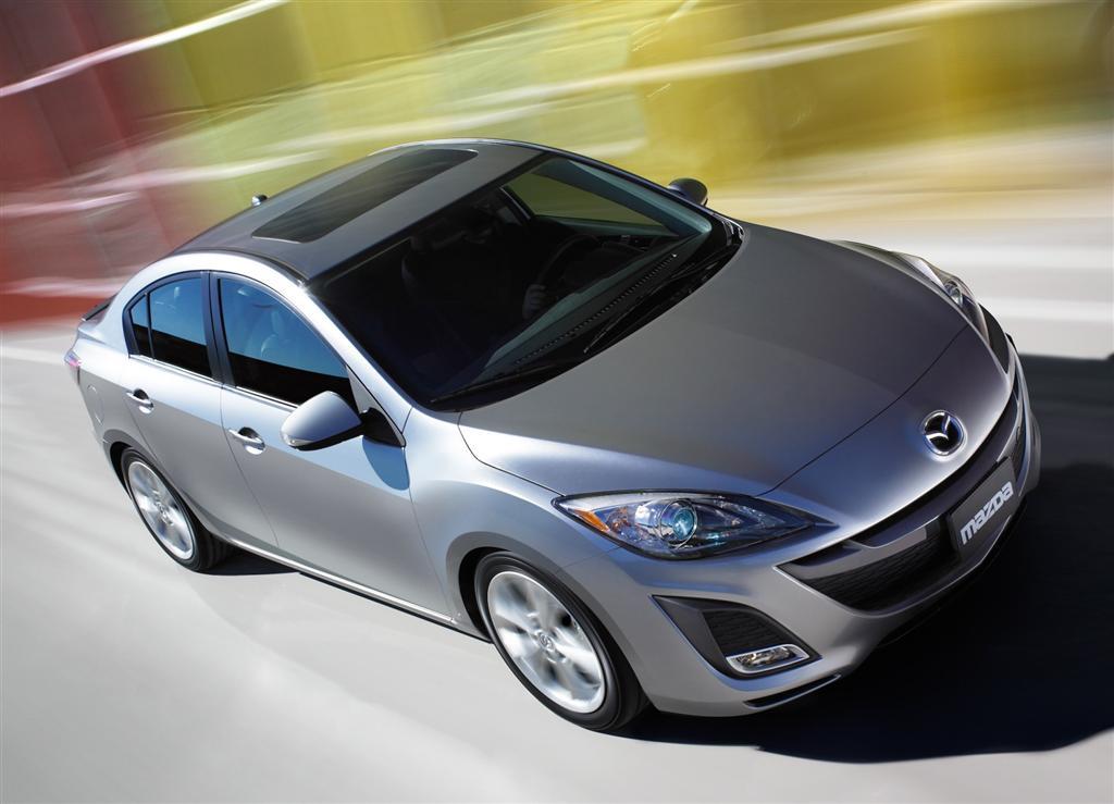 2009 Mazda i
