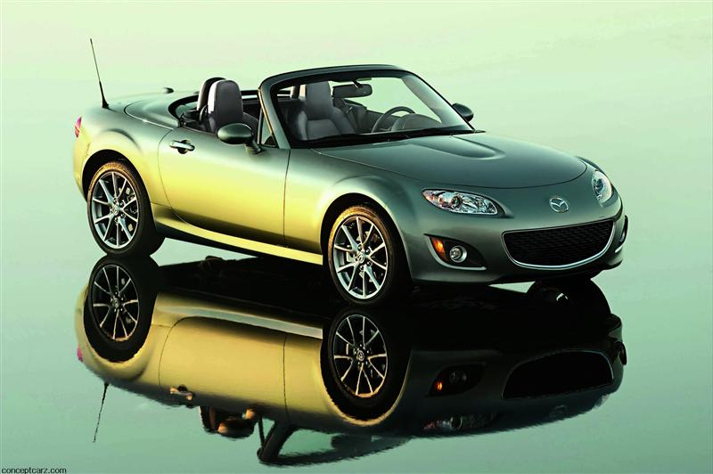 2011 Mazda MX-5 Miata Special Edition pictures and wallpaper