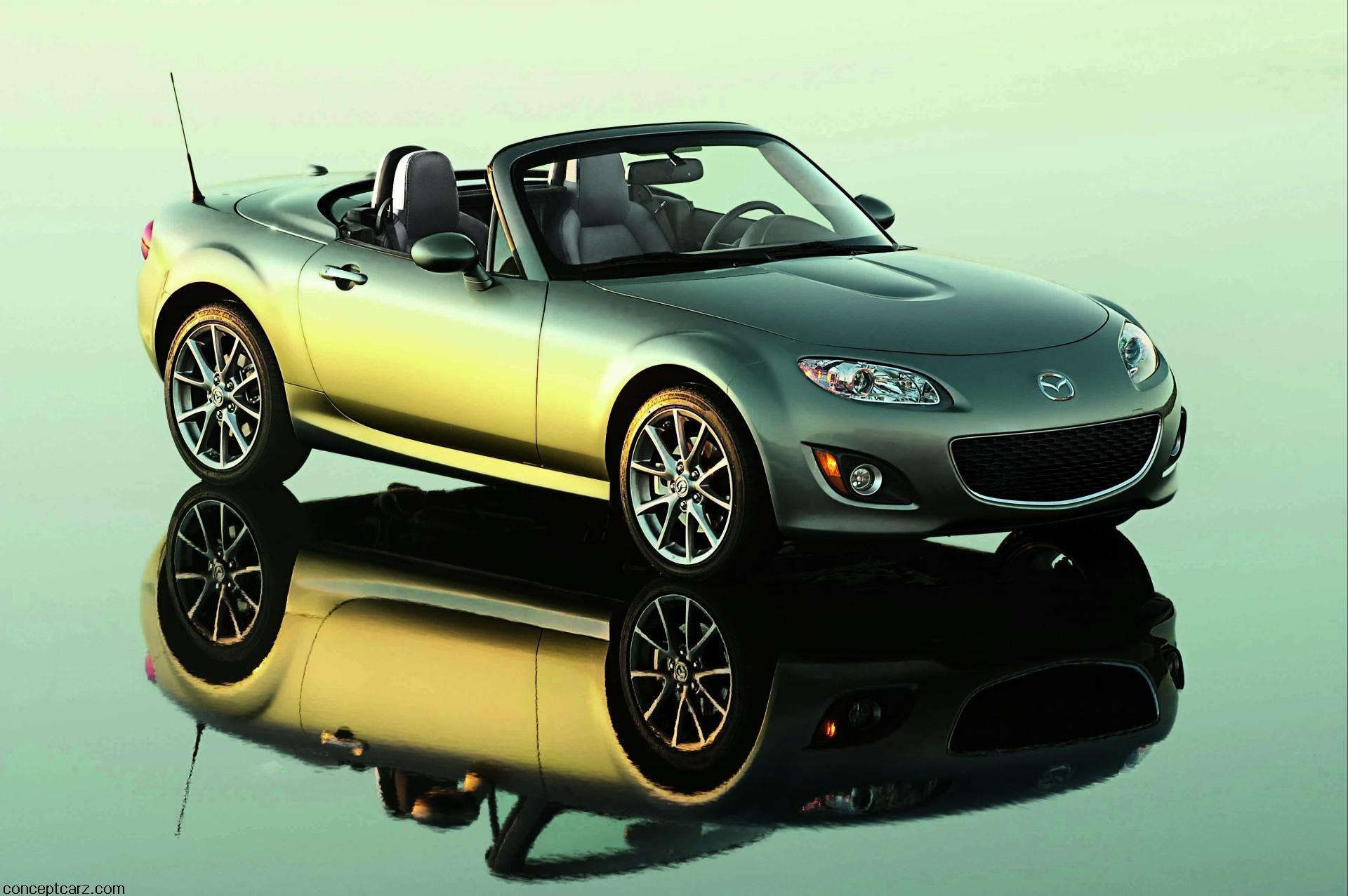 2011 mazda mx 5 miata special edition news and information. Black Bedroom Furniture Sets. Home Design Ideas
