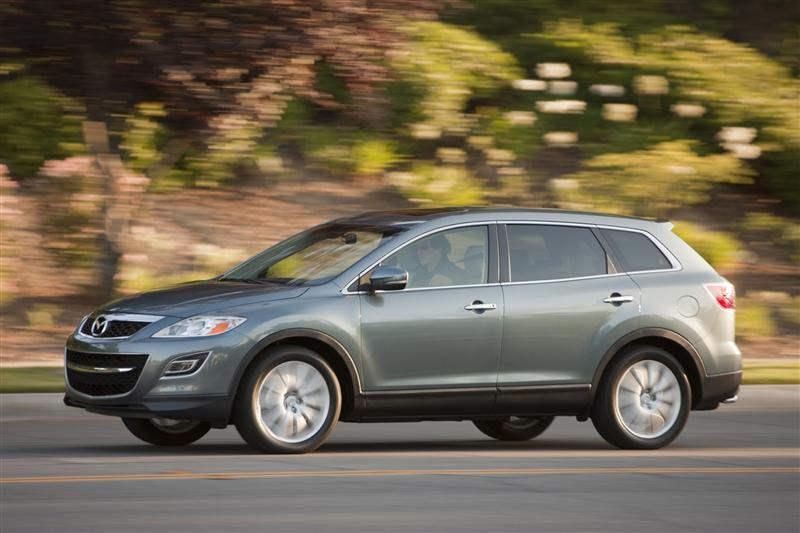 2021 Mazda CX-9 thumbnail image